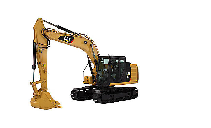 Kettenbagger CAT 316EL